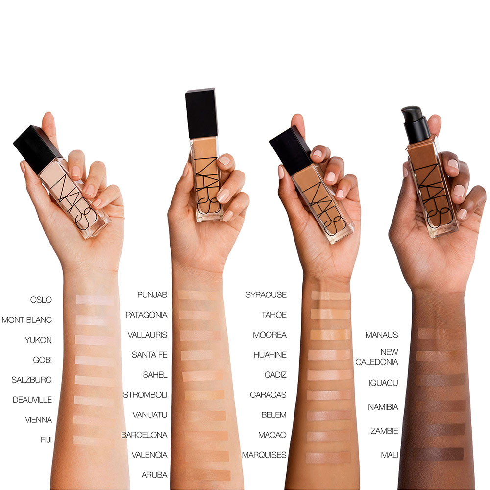 Image result for nars natural radiant longwear foundation